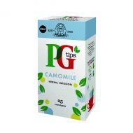 PG Tips Camomile Envelope Tea Bags Pk25