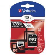 Verbatim SDXC 128Gb Micro Card/Adapter
