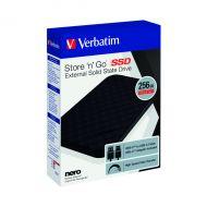 Verbatim SnG Portable SSD 256GB
