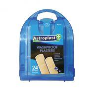 Wallace Waterproof Plaster Kit Blue Pk24